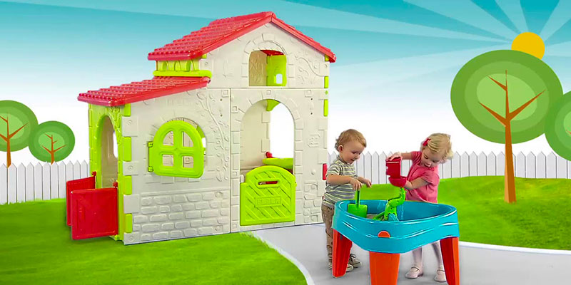 Feber House Casetta da Gioco Famosa 800010248